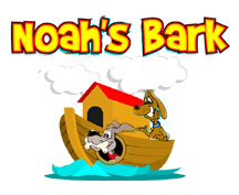 Logo Noah's Bark Pet Resort